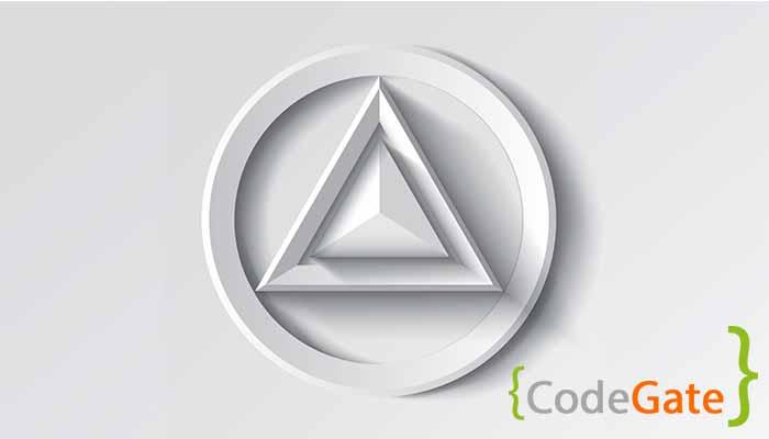 مثلث فلوید در سی شارپ (Floyd Triangle)