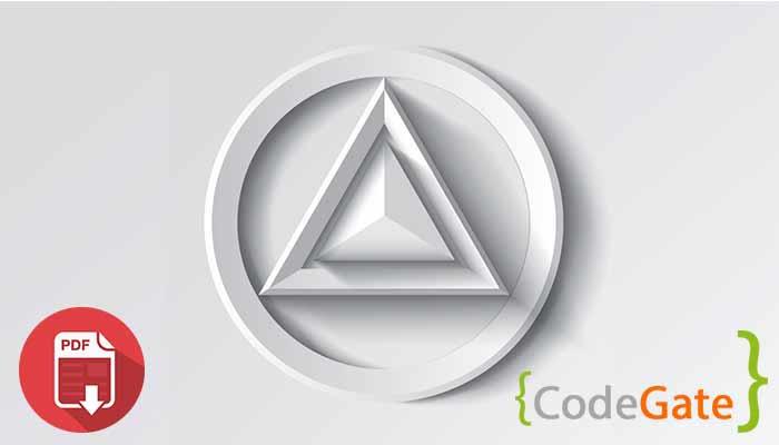 pdf آموزش مثلث فلوید در جاوا (Floyd Triangle)