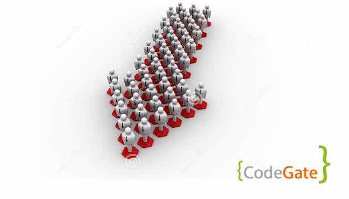 مرتب سازی سریع در c++ (آموزش Merge Sort)
