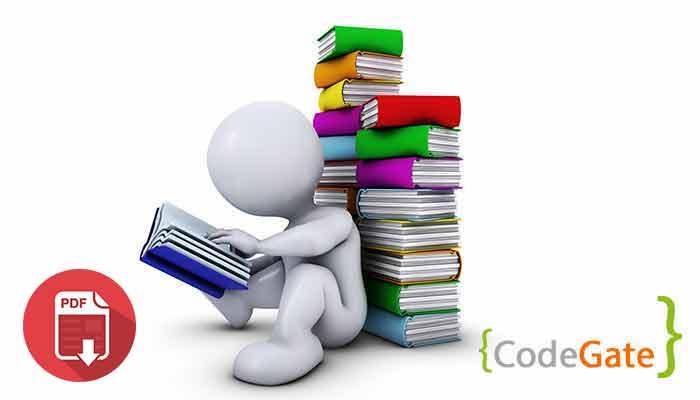 pdf آموزش پشته در جاوا (Stack in Java)