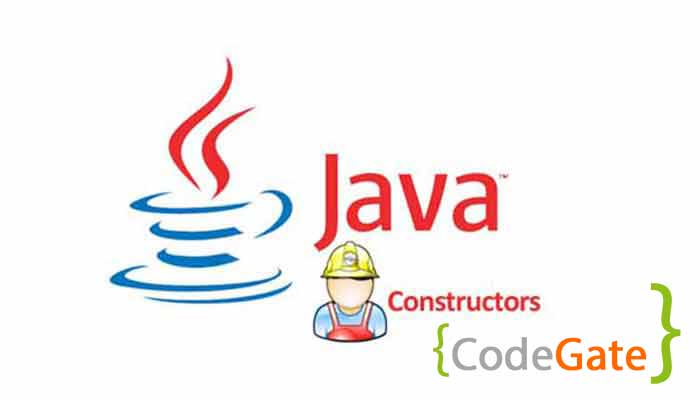 Constructor در جاوا (object oriented programming)