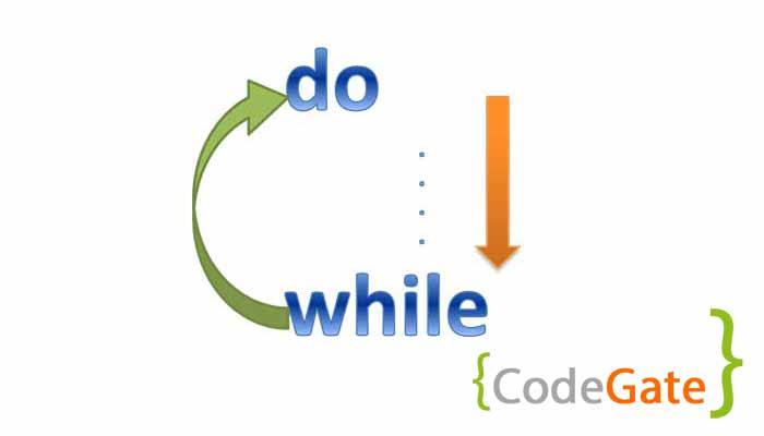 حلقه do while در سی شارپ (do while loop)