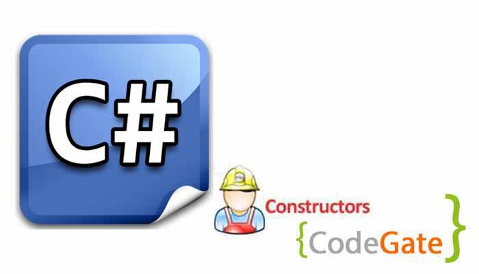 constructor در سی شارپ (Constructor in Csharp)