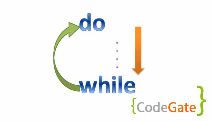 حلقه do while در ++c (آموزش Loop in cplusplus)