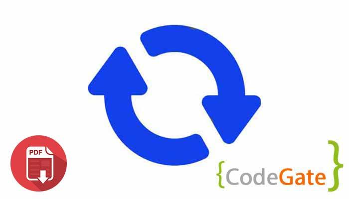 pdf آموزش قرینه کردن عدد در جاوا (Reverse Number)