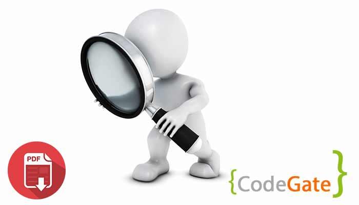 pdf آموزش جستجوی دودویی در سی شارپ
