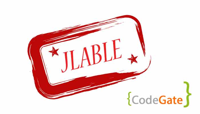 JLable در جاوا ( JLable in Java Programming)