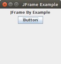 JFrame در جاوا
