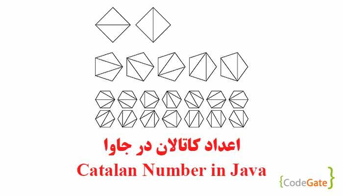 اعداد کاتالان در جاوا (Catalan Number in Java)